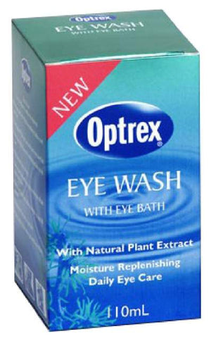 OPTREX Eye Wash with Bath 300ml