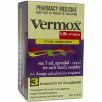 Vermox Suspension 15ml