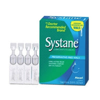 Systane Classic Unit Dose Eye Drops 24x0.4ml