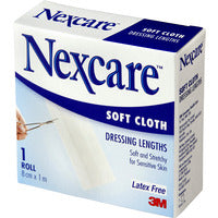 NEXCARE Soft Cloth Dressing 6cmx1m