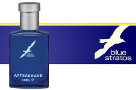 BLUE STRATOS After-Shave Lotion 30ml