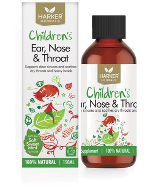 Harkers Ear Nose & Throat 150ml