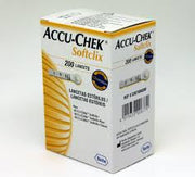 ACCU-CHEK (SOFTCLIX) LNCTS BOX 200
