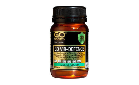 Go Healthy Viral Defence 30s