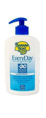 BANANA BOAT EVRYDAY PUMP SPF30+ 400G