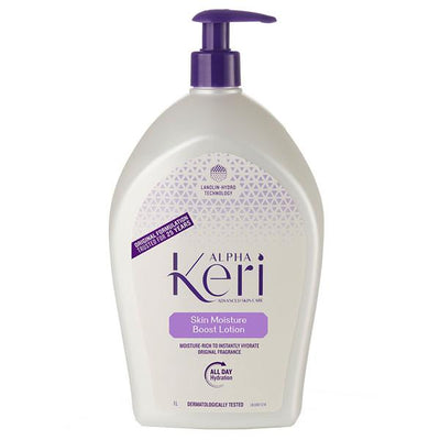 ALPHA KERI Boost Lotion 400ml