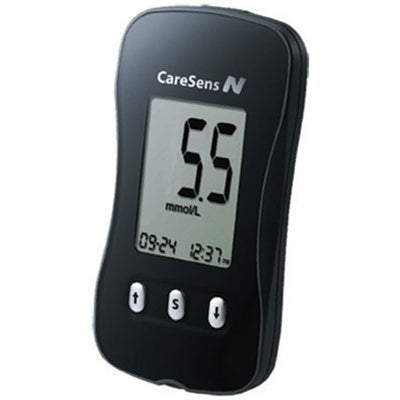 CareSens N Meter Pk Lancet & Strip