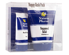 NaturoPharm Nappyrash Twin Cream 30g/Ointment 90g