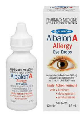 Albalon A Drops 15ml
