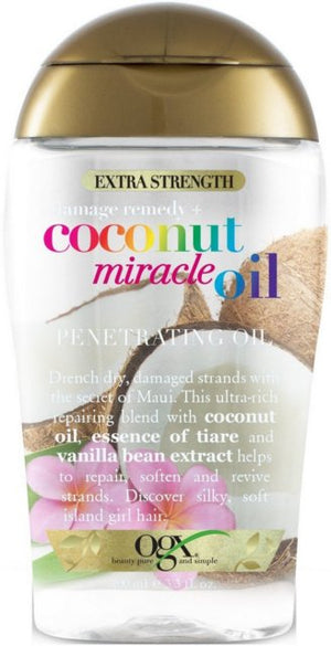OGX Coconut Miracle Penetrating Oil 100ml