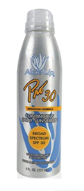 ALOE UP Pro Sport SPF30+ Spray 177ml