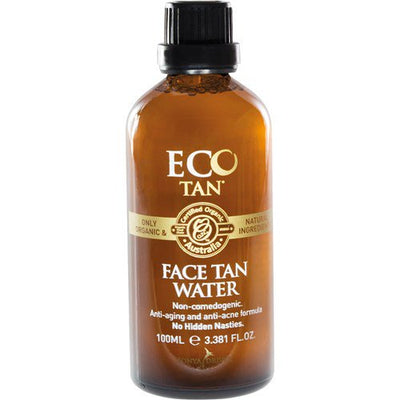 ECO TAN FACE SELF TAN WATER 100ML