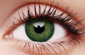 Colourvue 3 Tones Green Colour Contact Lenses 1 Pair