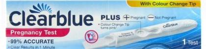 CLEARBLUE 1 Min Preg Test 1