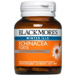 Blackmores Echinacea Forte 3000mg 40s