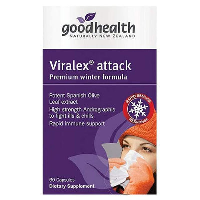 Good Health Viralex Attack 60s
