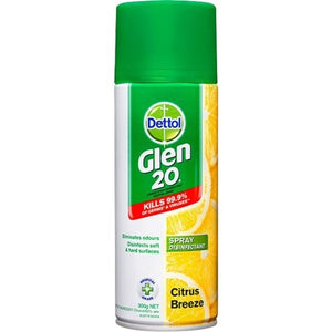 DETTOL Glen 20 CITRUS Breeze 300g