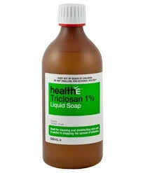 healthE Triclosan 1% Liq Soap 500ml