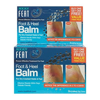Neat Feat Foot & Heel Balm 2 For 1 - 75g