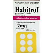 HABITROL Loz Mint 2mg 36