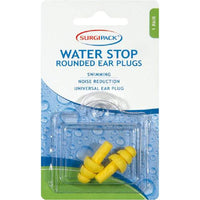 Surgipack Ear Plugs Waterstop with Cord 1 Pair