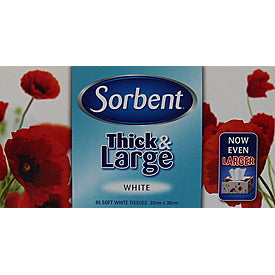 Sorbent Thick & Large 95