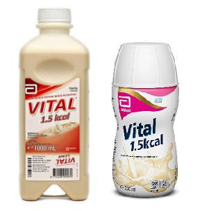 ABBOTT Vital 1.5kcal/ml Vanilla Ready-to-Hang (RTH) 1L