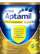 Aptamil Gold Plus Colic & Constipation 400g