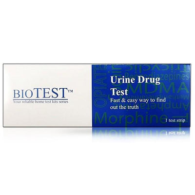 BIO TEST Marijuana Drug Test