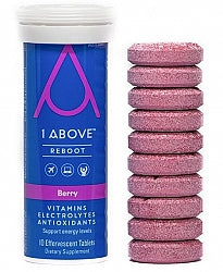 1Above Effervescent Tablet Berry Tube 10ct