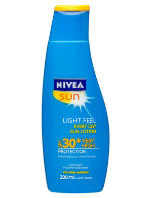 Nivea Sun Everyday Lotion SPF30+ 200ml
