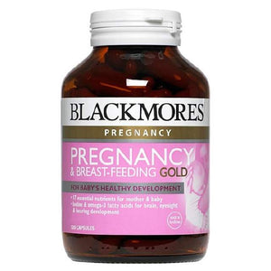 Blackmores Preg. & B/Feeding Gold Cap 60