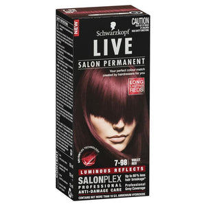 LIVE SALON 7.98 Violet Red