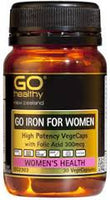 Go Healthy Iron for Women 30s