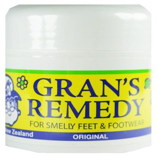 GRANS Remedy Foot Powder 50g