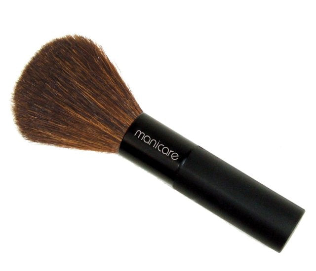 MANICARE Blusher Brush Stubby Handle