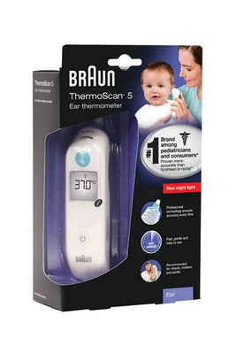 BRAUN IRT 6030 Thermoscan 5 Ear Thermometer
