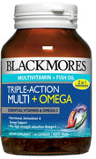 BL Triple Act. Multi +Omega 60 cap