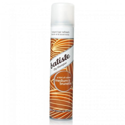 BATISTE Dry Shampoo Medium Brunette 200ml