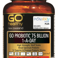 Go Healthy Probiotic 75 Billion 30s