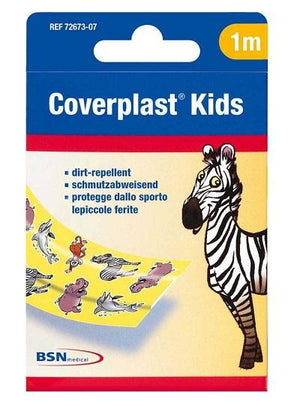 COVERPLAST Kids Strip 6cm x1m box