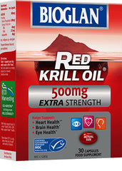 BIOGLAN Super Krill Oil 500mg 30s