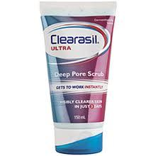 CLEARASIL Deep Pore Scrub 150ml