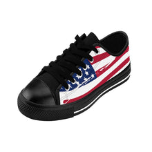 Load image into Gallery viewer, Mens Sneakers, Sneakers USA Flag