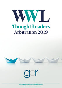 Thought Leaders Arbitration 2019