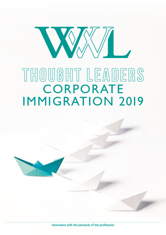 Thought Leaders Corporate Immigration 2019