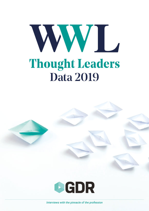 Thought Leaders Data 2019