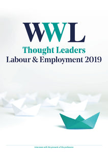 Thought Leaders Labour & Employment 2019