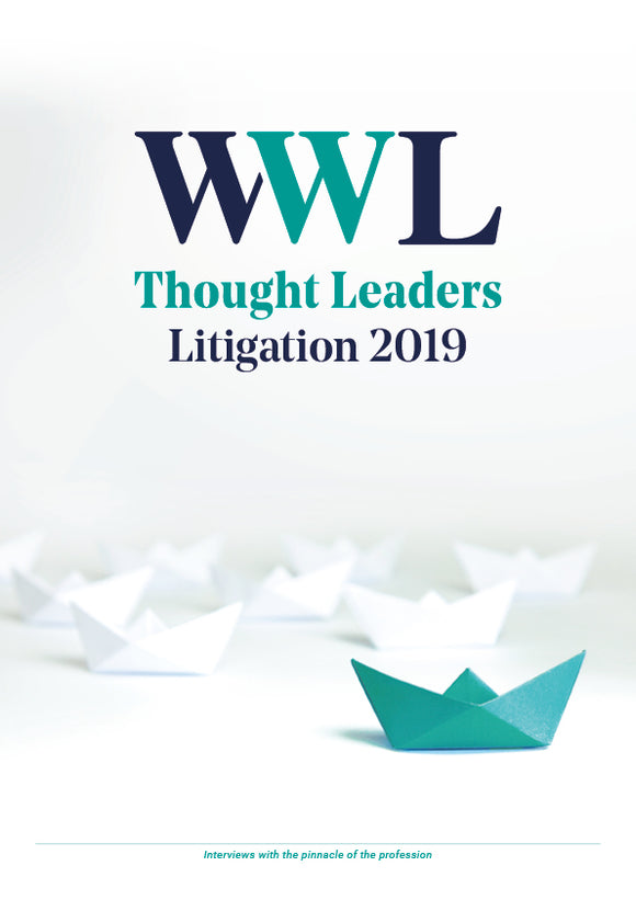 Thought Leaders Litigation 2019
