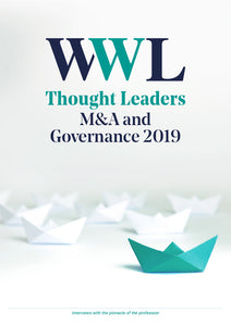Thought Leaders M&A and Governance 2019